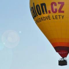 KLASICKÝ let balónem