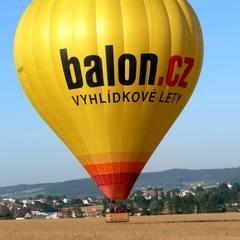 KLASICKÝ let balónem, Brno