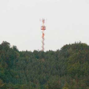Přehrada - Čebín (27.8.2008)