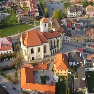 Boskovice - Opatovice (21.4.2011)