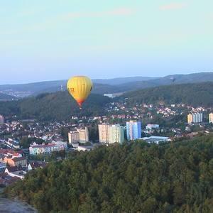 Let balónem z Brna, 25.9.2011
