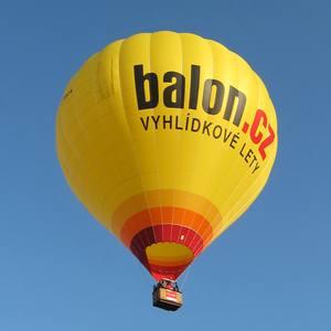 OK-8804 pasažérský balón pro PREMIOVÉ a PRIVÁTNÍ lety