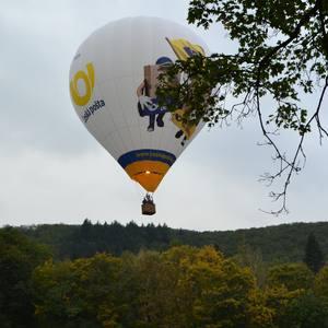 Brno, vzpomínka na let, 9.10.2012