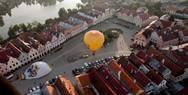 Let balónem Telč a okolí