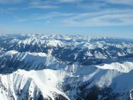 100 km přes alpské vrcholy