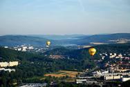 Ranní lety balónem jsou delší