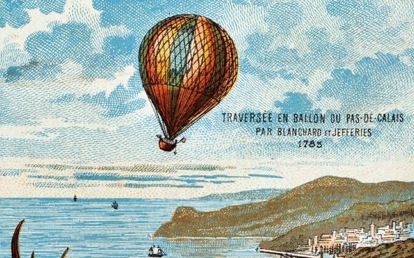 230 let od prvního přeletu kanálu La Manche