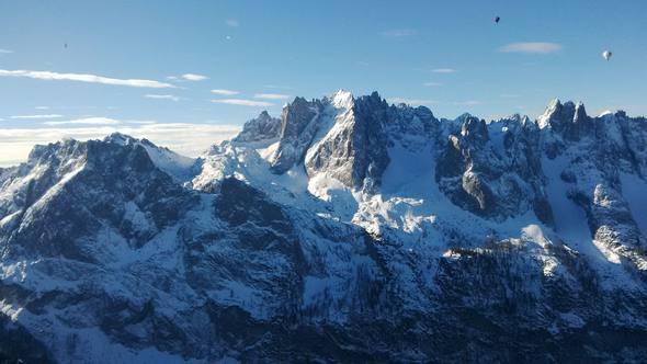 Filzmoos 2015 - letáme v Alpách