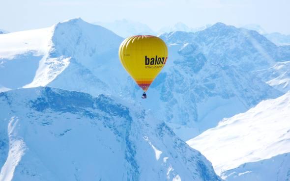 Lety v Alpách profesionálně
