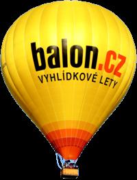 NOČNÍ let balónem přes Brno