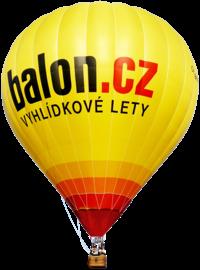 PRIVÁTNÍ let balónem